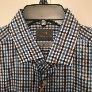 ⛰Thomas Dean long sleeve shirt XL